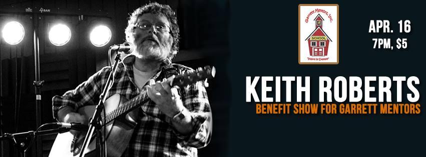 Garrett Mentors benefit Concert