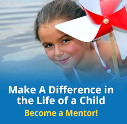 make a difference in the life of a child